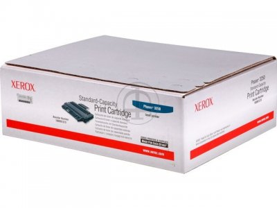 Xerox high capacity print cartridge, 5000 pages, phaser 3250, 5000 pages, 15876 g, 289559 x 360679 x 111759 mm