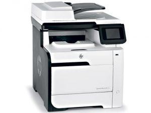 HP Laserjet Pro 300 Color MFP M375nw